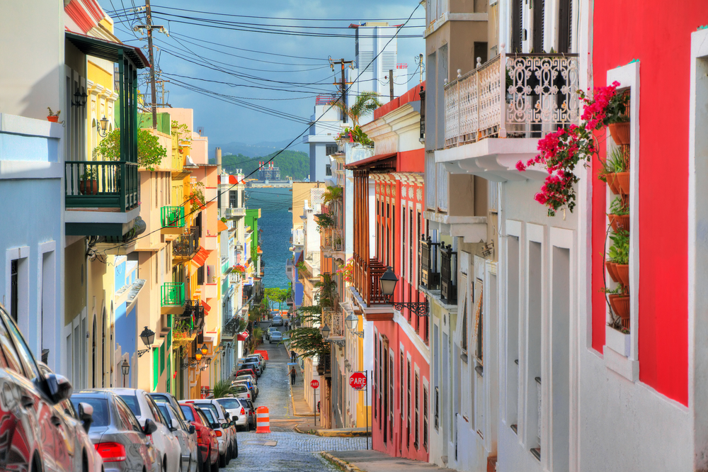 Puerto Rico is a U.S. Destination that Doesn't Feel Like One