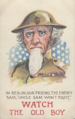 1917 WATCHFUL WAITING (1/6)