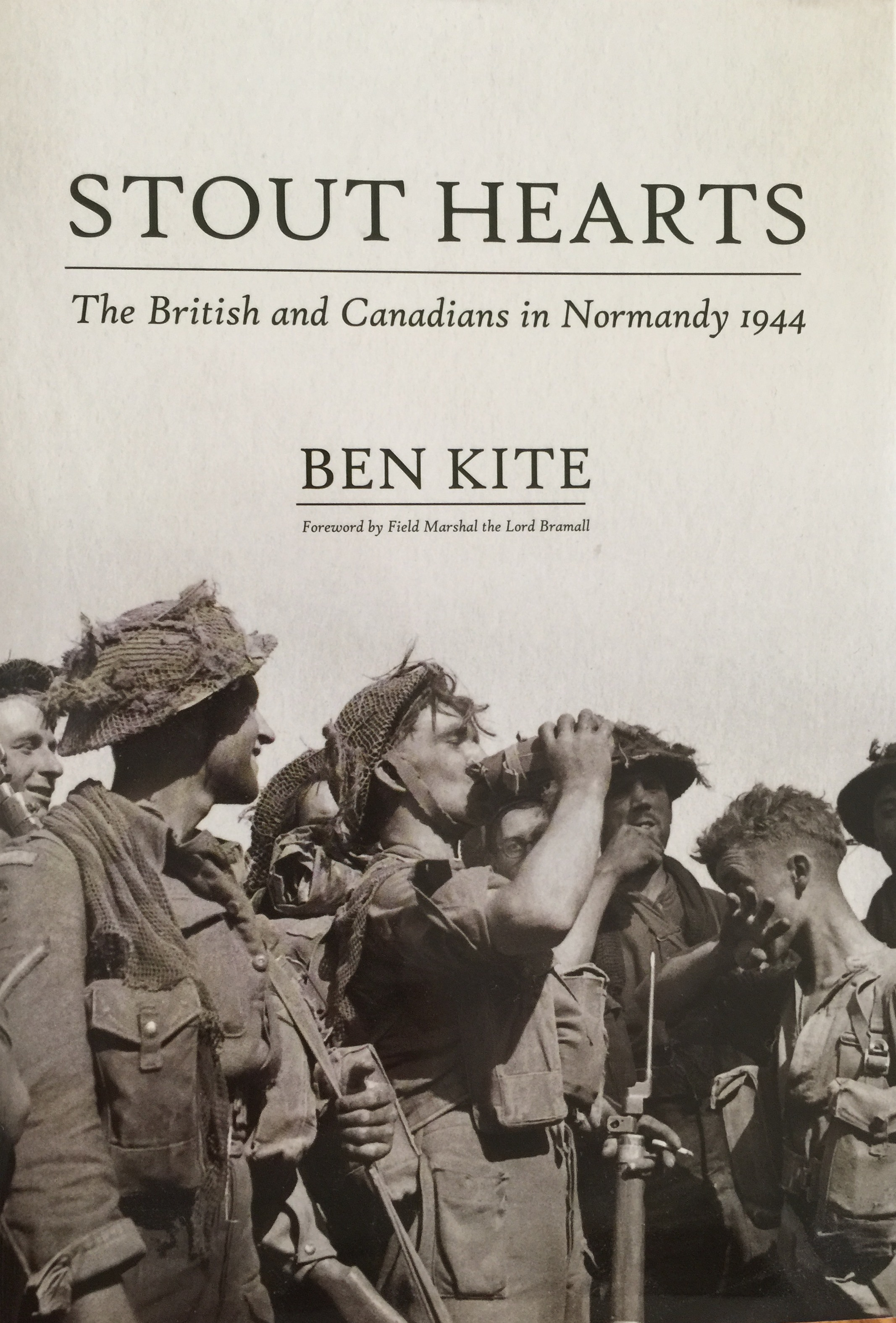 Ww2 Book Review Stout Hearts World War 2 Revisited