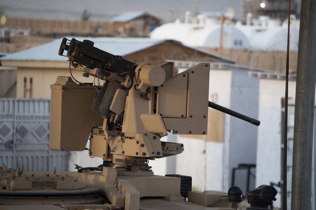 Lethal Advanced Turret Has Become The Savior Of Military