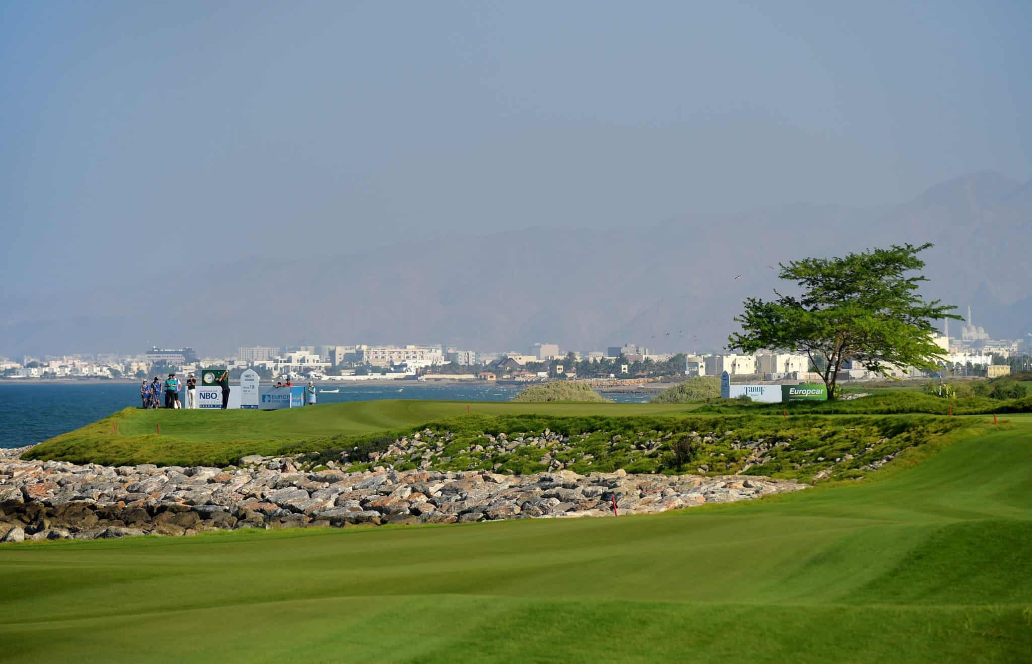 Challenge Tour Stars Hail Stunning Al Mouj Golf Course In Oman