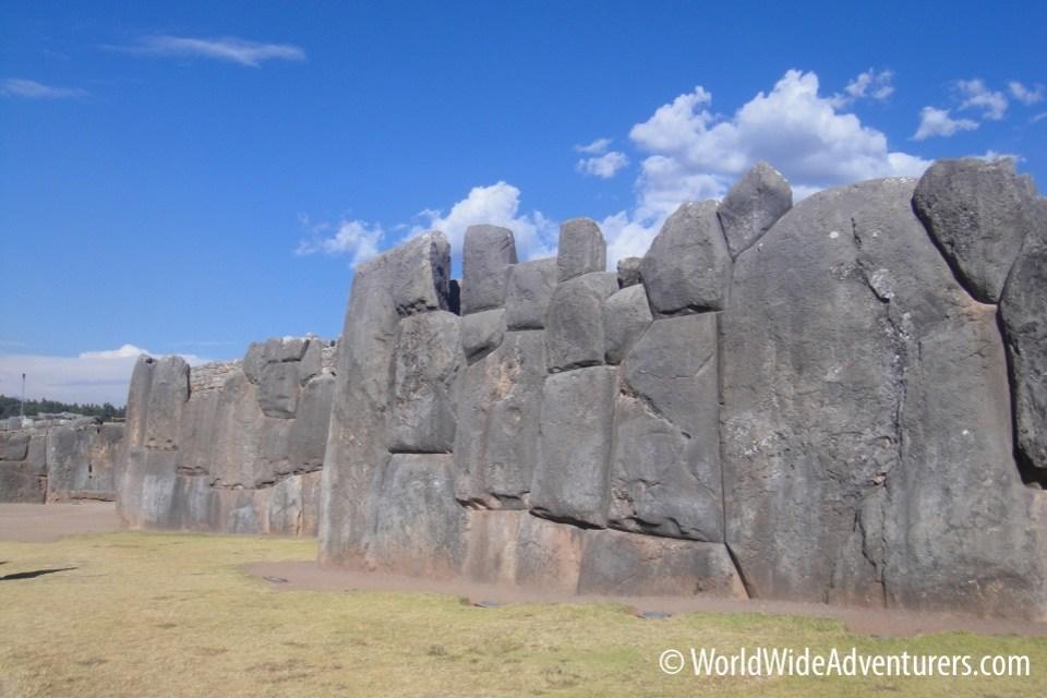 Sacsayhuamán Cusco Peru 9