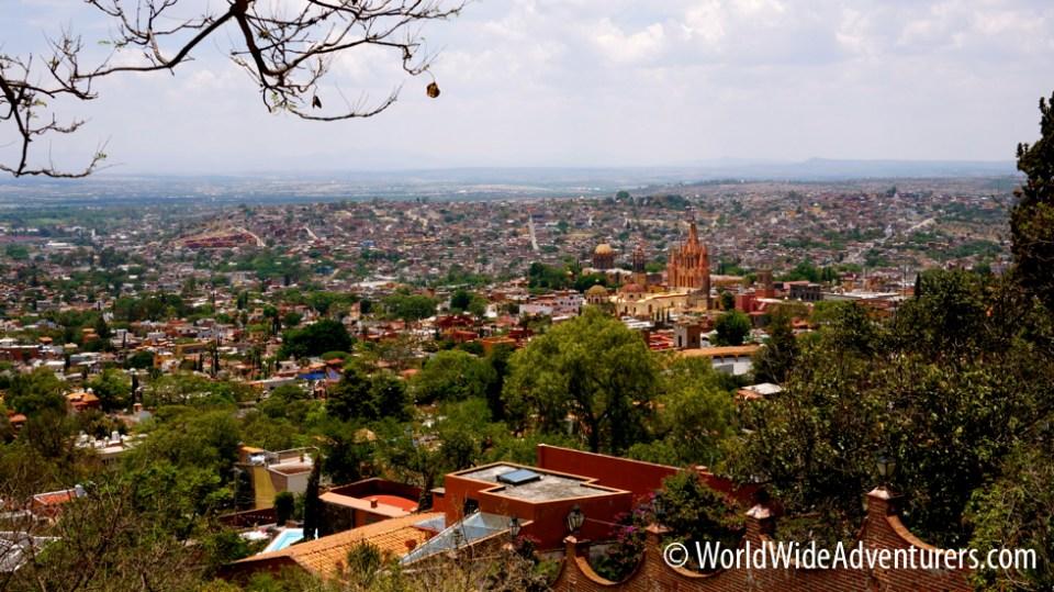 El Mirador San Miguel de Allende