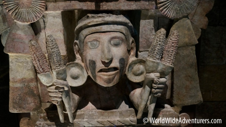 Museum of Anthropology Mexico City|WorldWideAdventurers
