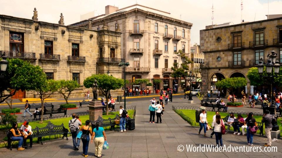 Guadalajara Main Plaza
