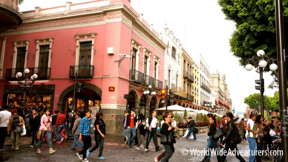 Puebla Zocalo