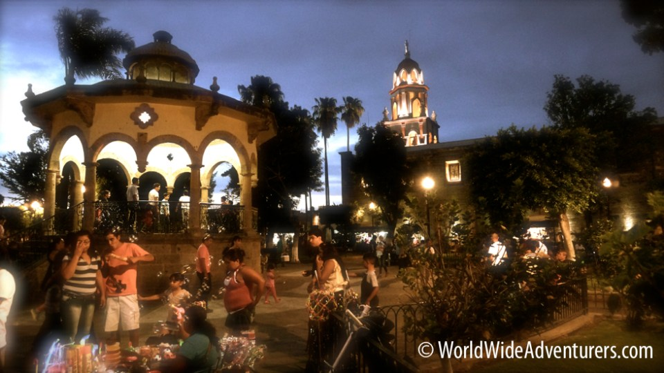 Tlaquepaque Main Plaza