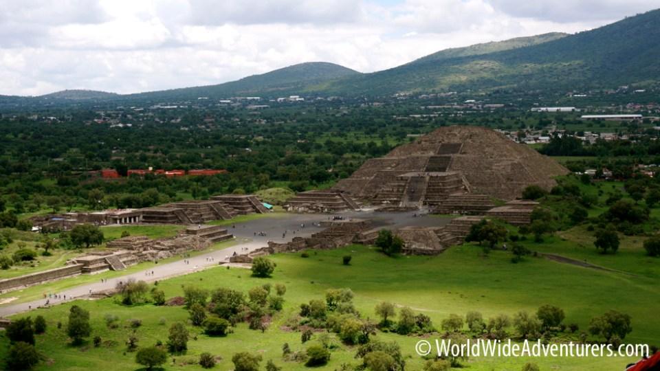 Mexico City: Pyramids