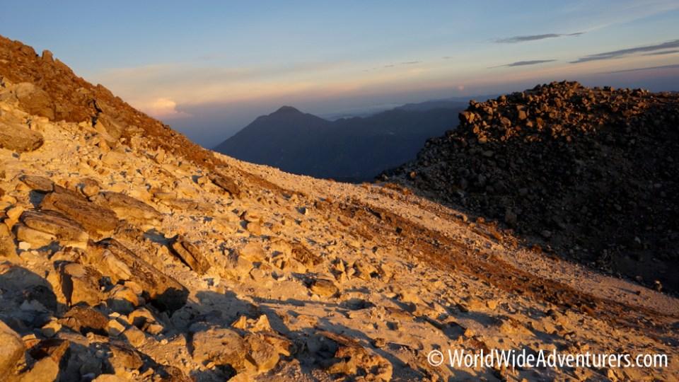 Volcano Hiking Tajumulco Guatemala