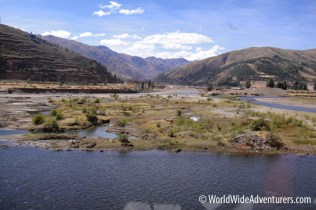 Cusco to Puno Train 14