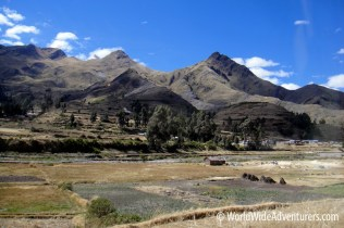 Cusco to Puno Train 3