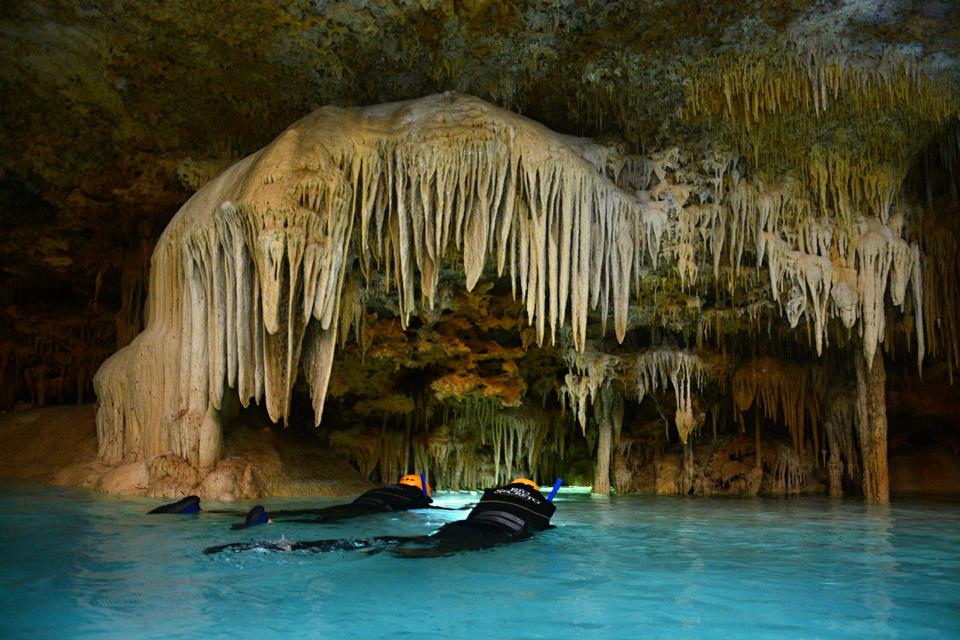 Discover Rio Secreto Cenotes, Riveria Maya, Yucatan, Mexico