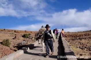 Lake Titicaca Peru 6