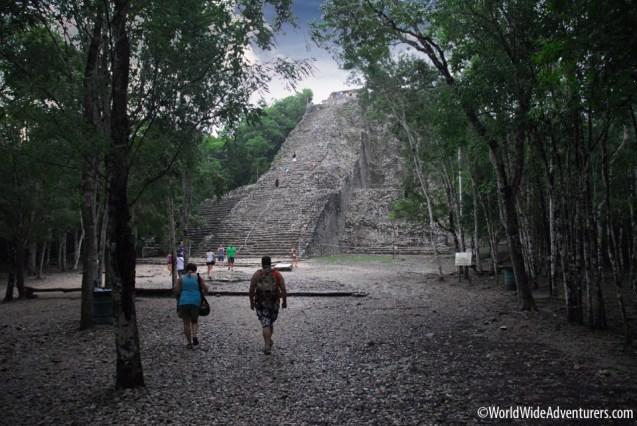Coba Maya Ruins 15
