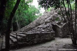Coba Maya Ruins 16