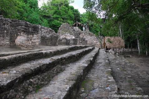 Coba Maya Ruins 20