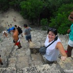 Coba Mayan Ruins – Jungle Encounter