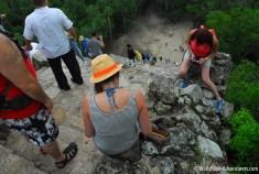 Coba Maya Ruins