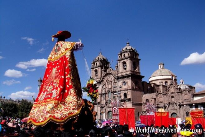 Corpus Christi Cusco Peru 21