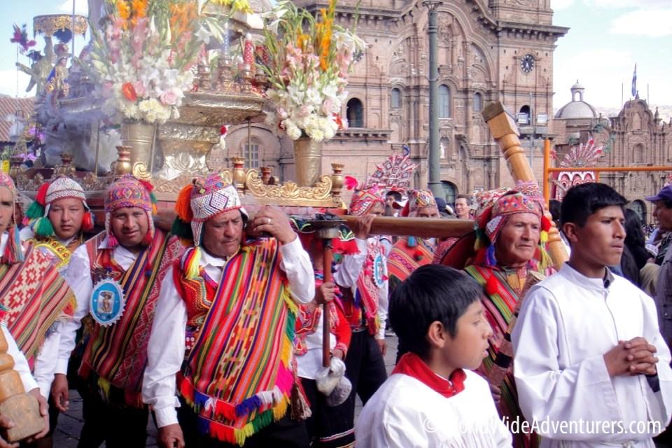 Corpus Christi Cusco Peru 23