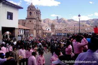 Corpus Christi Cusco Peru 5