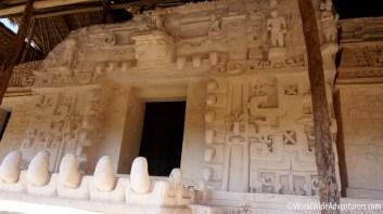 Ek Balam - Mayan Ruins Yucatan