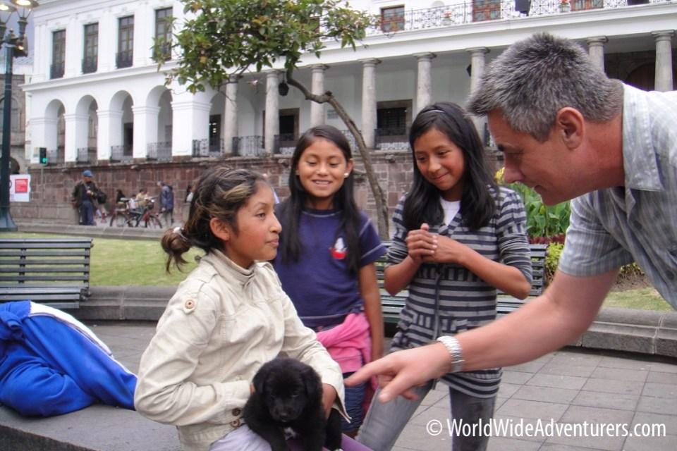 Quito Ecuador 1