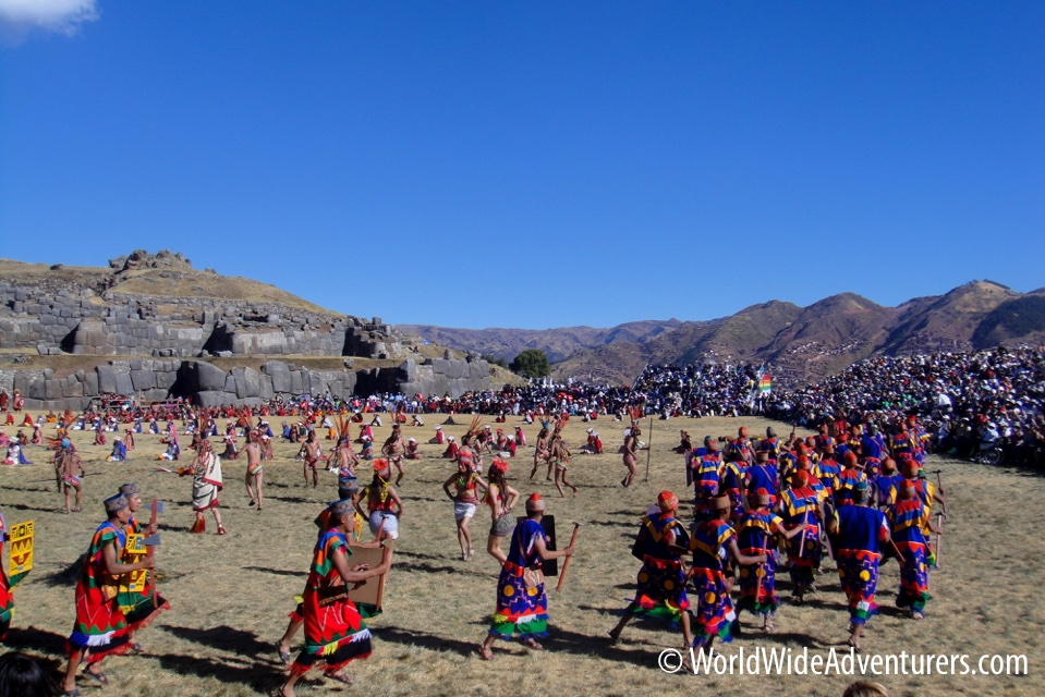 Sacsayhuamán Cusco Peru