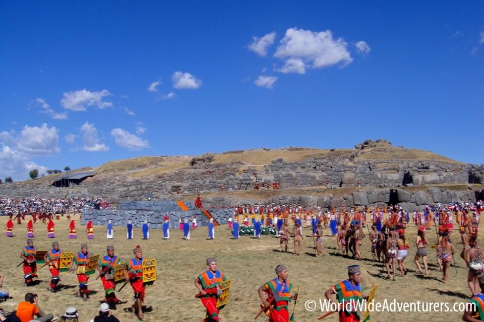Int Raymi Cusco Peru 4