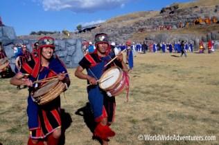 Inti Raymi Cusco Peru 14