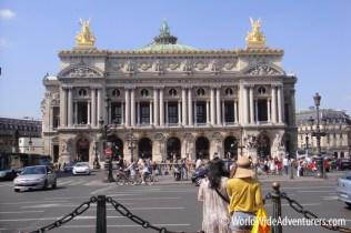 Opera, Paris France