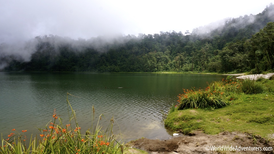 Lake Chicabal Guatemala
