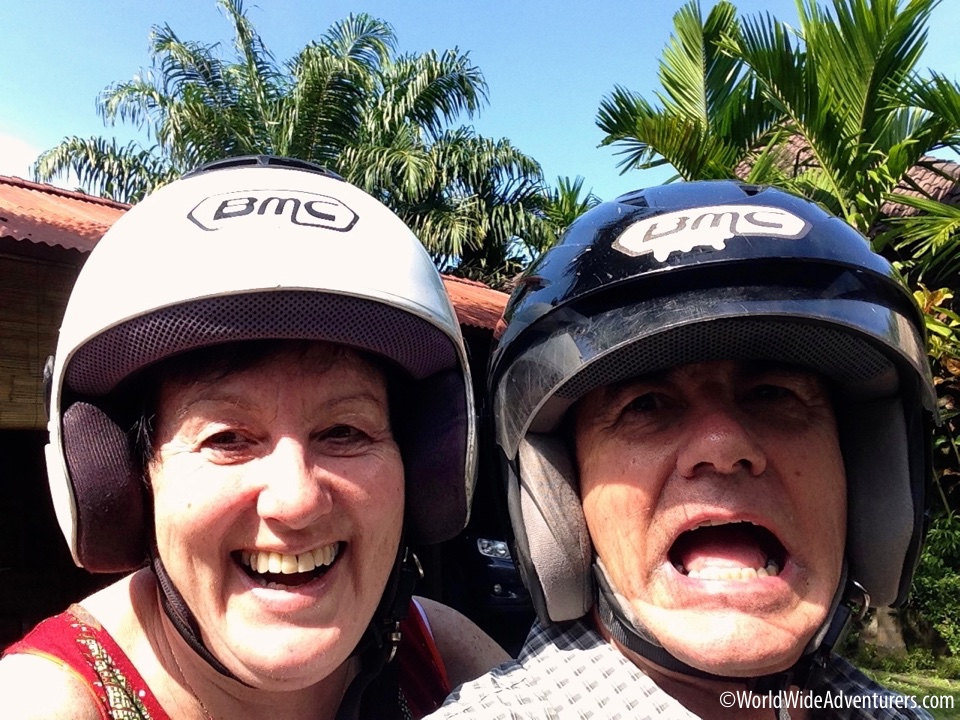 Riding a Scooter in Bali - How did that go?