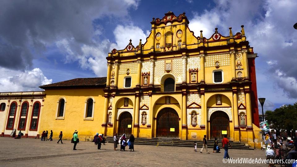 Woman in San Cristobal