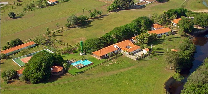 xaraes rural ecolodge in Brazil photo