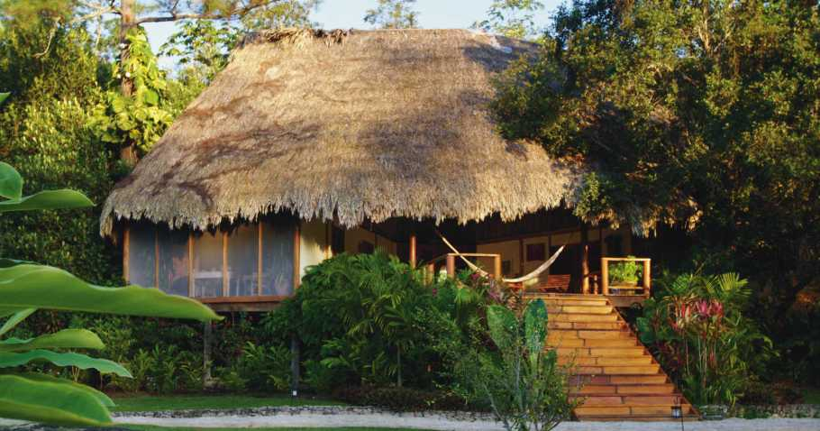 photo of ecolodge