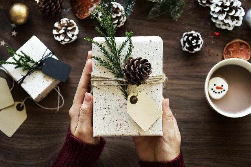 Christmas shopping travel hacking