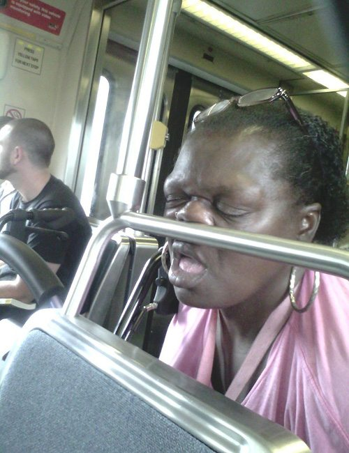Funny Sleeping Pics : funny, sleeping, Funniest, Pictures, People, Sleeping, Public, (GALLERY)