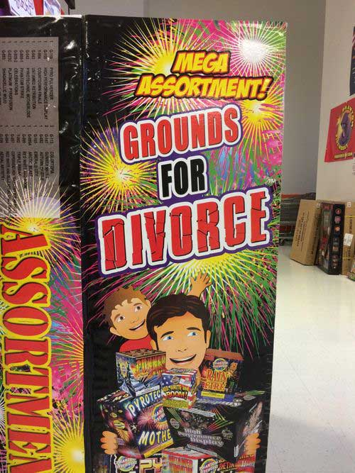 The 25 Most Ridiculous Fireworks Brand Names Ever GALLERY