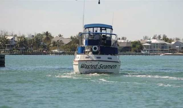 The 50 Funniest Boat Names Of All Time GALLERY