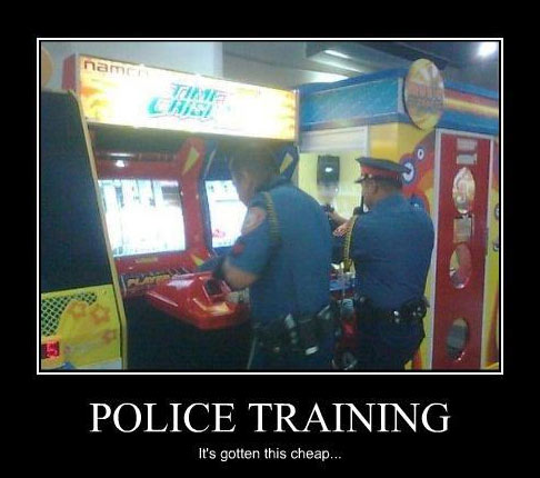 The 20 Funniest Police Pictures Ever