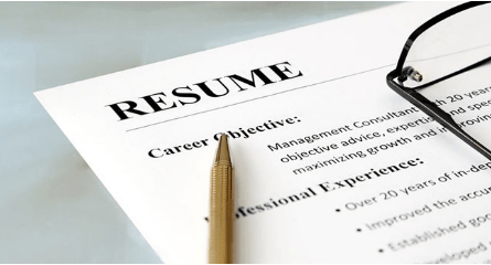 mistakes in Your Resume