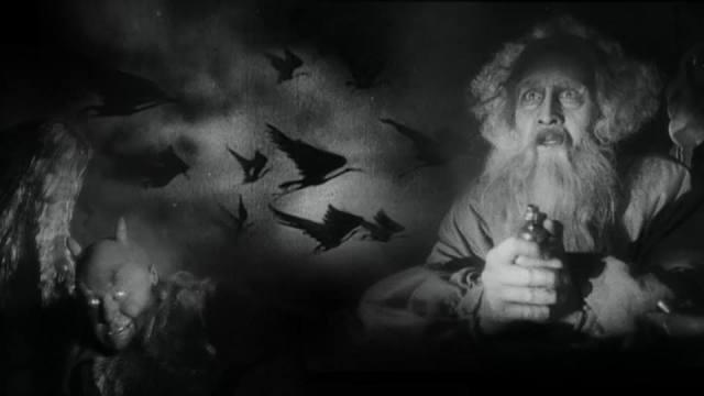 Religious Kitsch in Murnau's Faust (1926)