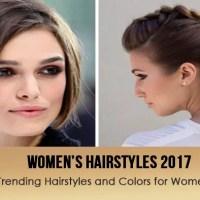 Women's Hairstyles 2017