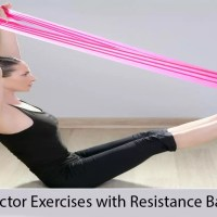 Adductor Exercises With Resistance Bands