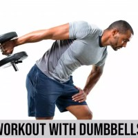 Triceps Workout With Dumbbells at Home