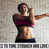 Exercises to Tone Stomach and Love Handles