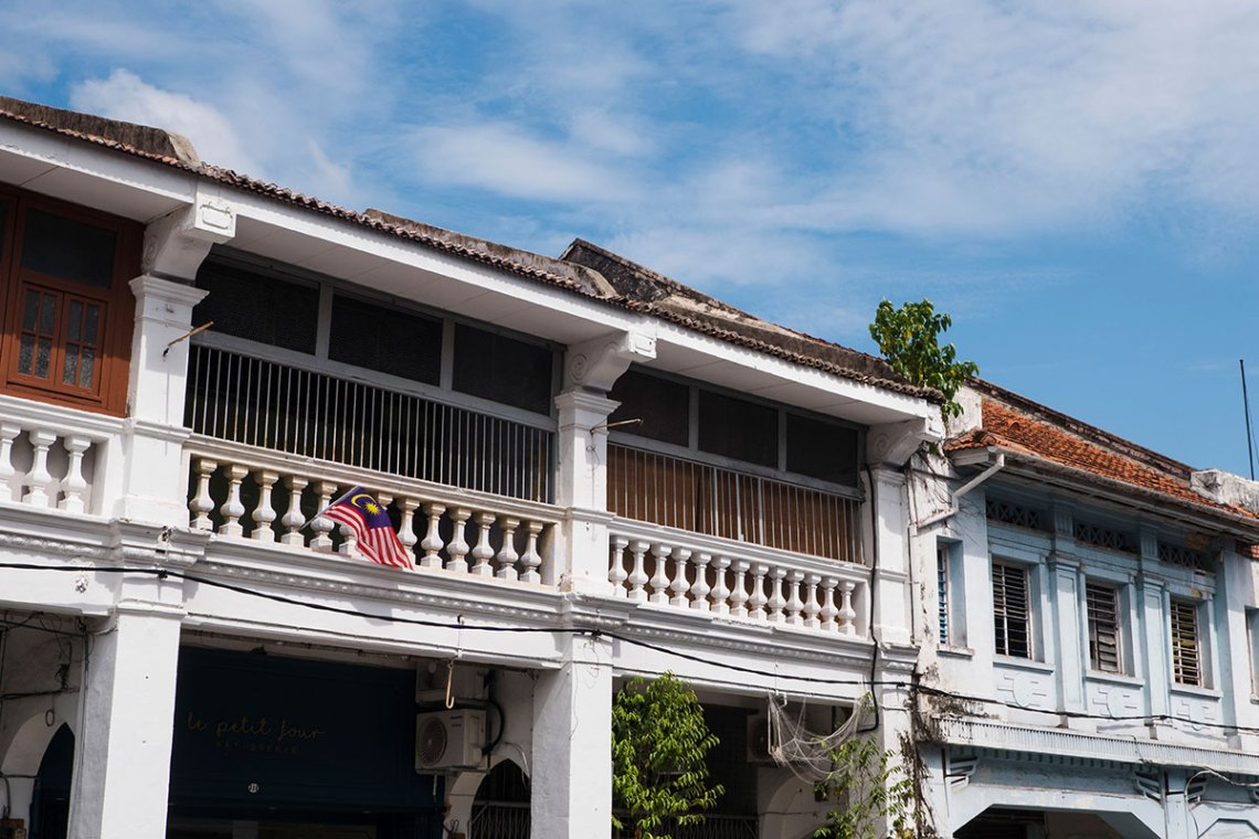 Houses in George Town