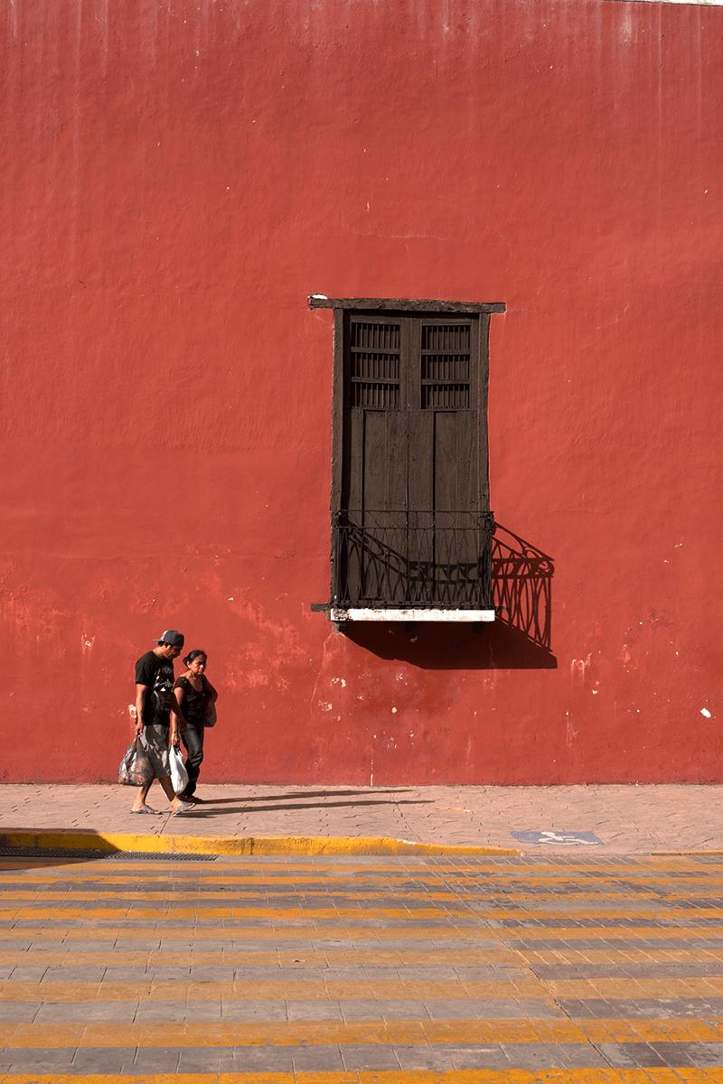 Architektura Valladolid Meksyk