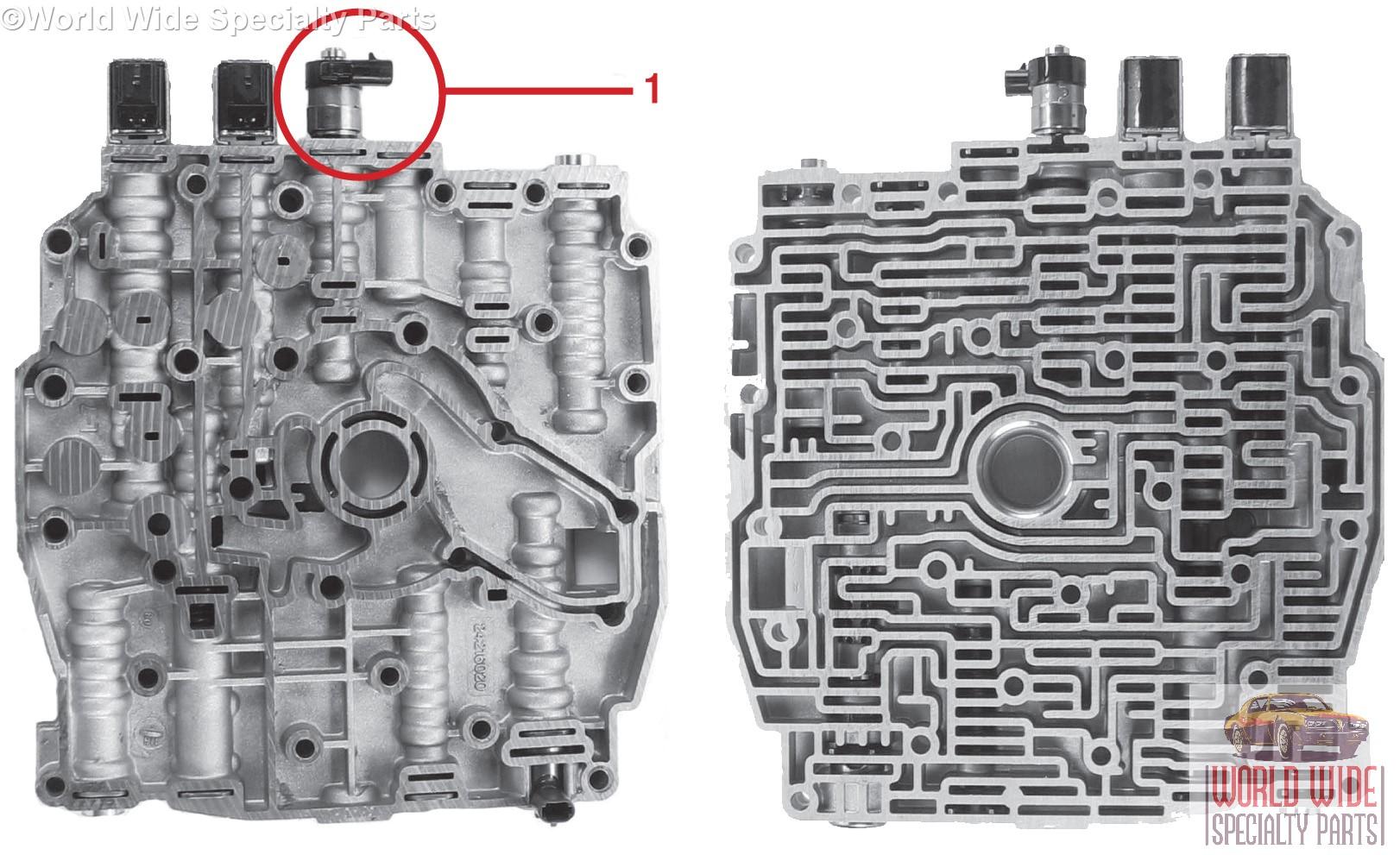 Transmission Valve Body Diagram In Addition Saturn Transmission Parts